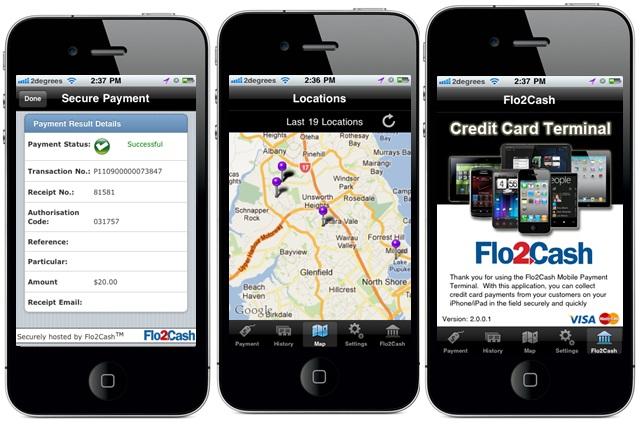 Mobile Payments   Flo2Cash
